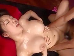 Crazy Japanese slut Ai Hoshimiya in Fabulous Couple, Big Tits JAV scene