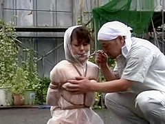Best Japanese girl Keisuke Serizawa in Exotic Fetish, Public JAV video