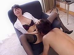 Hottest Japanese girl Akane Nagase in Incredible Couple, Amateur JAV clip