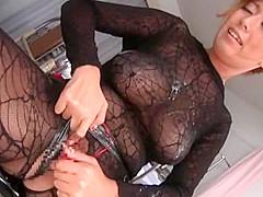 Exotic Japanese model Anri Nonaka, Julia, Rei Mizuna in Best Group Sex, Lingerie JAV video