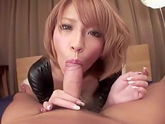 Amazing Japanese girl Sumire Matsu in Hottest JAV uncensored Hardcore clip
