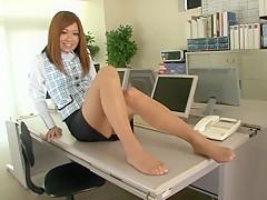 Arisa Kuroki, Riri Kuribayashi in Newly Hired Female Employees 16 part 4.1