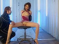 Incredible Japanese chick Yuri Matsushima in Amazing Masturbation, JAV Uncensored JAV movie