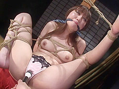 Best Japanese model Sae Yukino in Horny BDSM, Close-up JAV scene