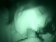 Hottest Japanese slut Akari Yanagihara, Ayane Okura, Haruka Kitagawa in Exotic POV, Blowjob JAV clip