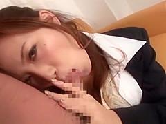 Best Japanese chick Alice Ozawa, Tina Yuzuki, Saki Kataoka in Incredible POV, Small Tits JAV movie