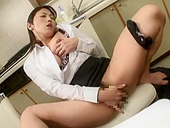 Incredible Japanese chick Itsuki Azuma in Best Solo Female, Lingerie JAV movie