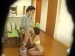 Amazing Japanese model Riku Minato in Best Blowjob, Voyeur JAV video