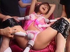 Crazy Japanese girl Nao Ayukawa in Exotic Close-up, BDSM JAV video