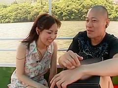 Horny Japanese model An Mashiro in Amazing Big Tits JAV clip