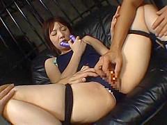 Crazy Japanese model Azuki Tsuji in Fabulous Small Tits, BDSM JAV scene