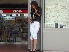 Incredible Japanese chick Riko Tachibana in Fabulous JAV clip