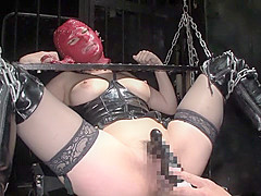 Horny Japanese chick in Amazing Amateur, BDSM JAV movie