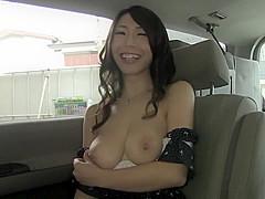 Exotic Japanese model in Best Outdoor, Big Tits JAV scene