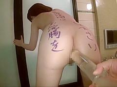 Horny Japanese girl in Crazy HD, POV JAV video