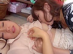 Amazing Japanese model in Best Cunnilingus, HD JAV movie