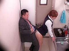 Best Japanese slut in Crazy HD, Hidden Cam JAV clip