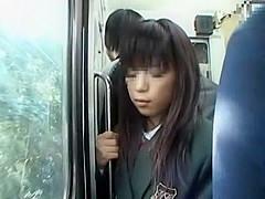 Crazy Japanese slut in Exotic Teens, Public JAV video