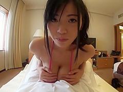 Horny Japanese model in Hottest MILF, Lingerie JAV clip