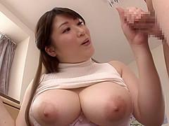 Incredible Japanese whore in Amazing Nipples, HD JAV video