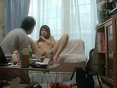 Exotic Japanese girl in Best Couple, Amateur JAV scene