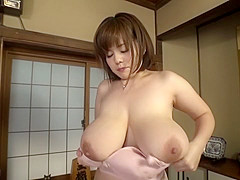 Amazing Japanese model in Fabulous Big Tits, BBW JAV movie