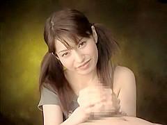 Exotic Japanese whore in Best Cumshot, CFNM JAV clip