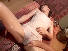 Incredible Japanese slut in Exotic Massage JAV scene