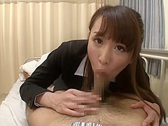 Hottest Japanese model in Crazy Asian JAV movie