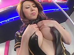 Amazing Japanese slut in Incredible MILF, High Heels JAV clip