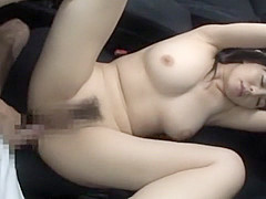 Horny Japanese chick in Exotic Big Tits, Hardcore JAV clip