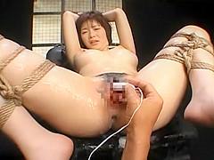 Amazing Japanese girl in Incredible BDSM, Fetish JAV movie
