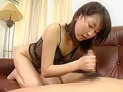 Amazing Japanese whore in Hottest Fetish, Face Sitting JAV movie