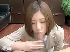 Horny Japanese slut in Hottest POV, HD JAV video