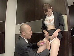 Amazing Japanese whore in Horny Toys, Amateur JAV movie