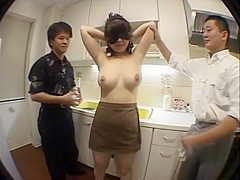 Horny Japanese slut in Crazy Fetish, Nipples JAV movie