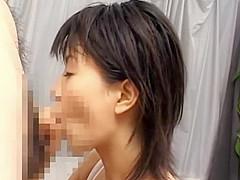 Incredible Japanese whore in Amazing MILF, Fetish JAV scene