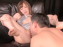 Hottest Japanese slut in Crazy HD, Amateur JAV movie
