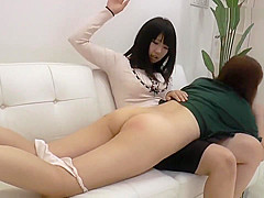 japanese hand-spanking