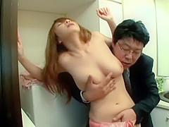 Exclusive Japanese whore in Exotic Big Butt JAV clip ever seen
