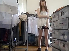 Craziest Japanese model in Fabulous Small Tits JAV clip exclusive version