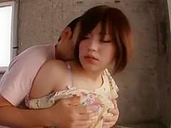 Japanese armpit licking