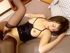 kinky japanese Shinobu Mizushima fucked hard
