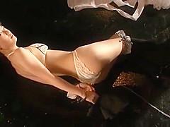 japanese cuffed girl