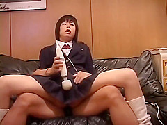 New Japanese model in Try to watch for JAV scene watch show