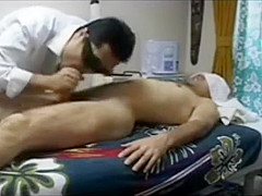 Stealing eat straight guy in the massage room 1 part 2~MANIAC撮盗