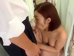 Japanese nurse fucked in the hospital