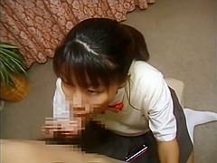 Japanese girls semen cum swallowed by music class