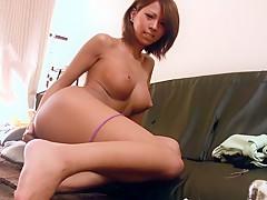 Ema Kisaki in W Fist Spermshower Bondage Gal part 1.2