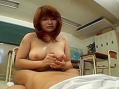 School Girl Mao Kataoka scene2